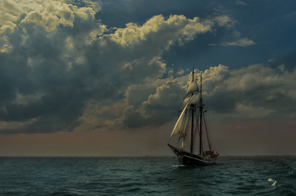 Cleveland Ohio Tall Ships festival lake Erie photography by Bill Klingbeil