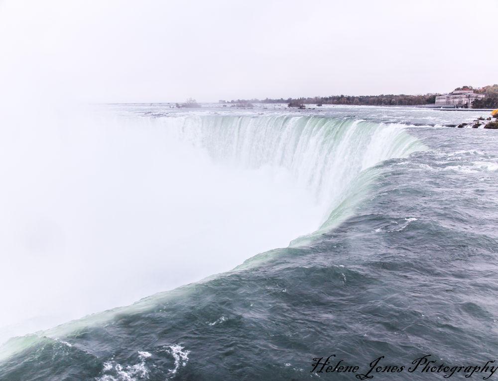 the falls 2013 by Helen Jones