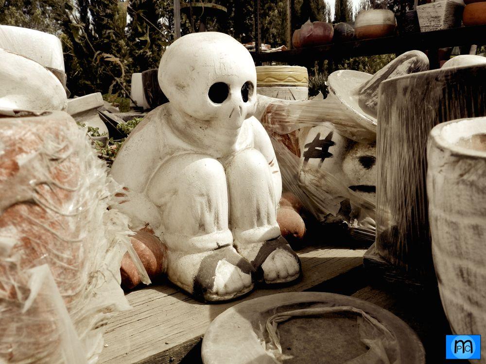 The Hidden Death by Pablo Muniz