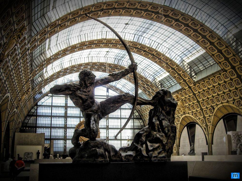 The Archer by Pablo Muniz