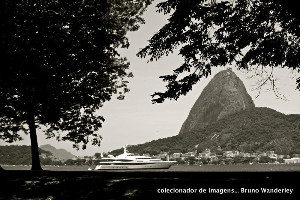 Rio de Janeiro - Pão de Açúcar by Bruno Wanderley