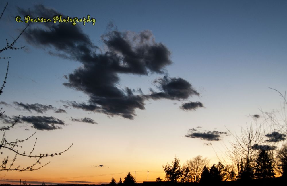 0571new571sunset by C. Pearson Photography