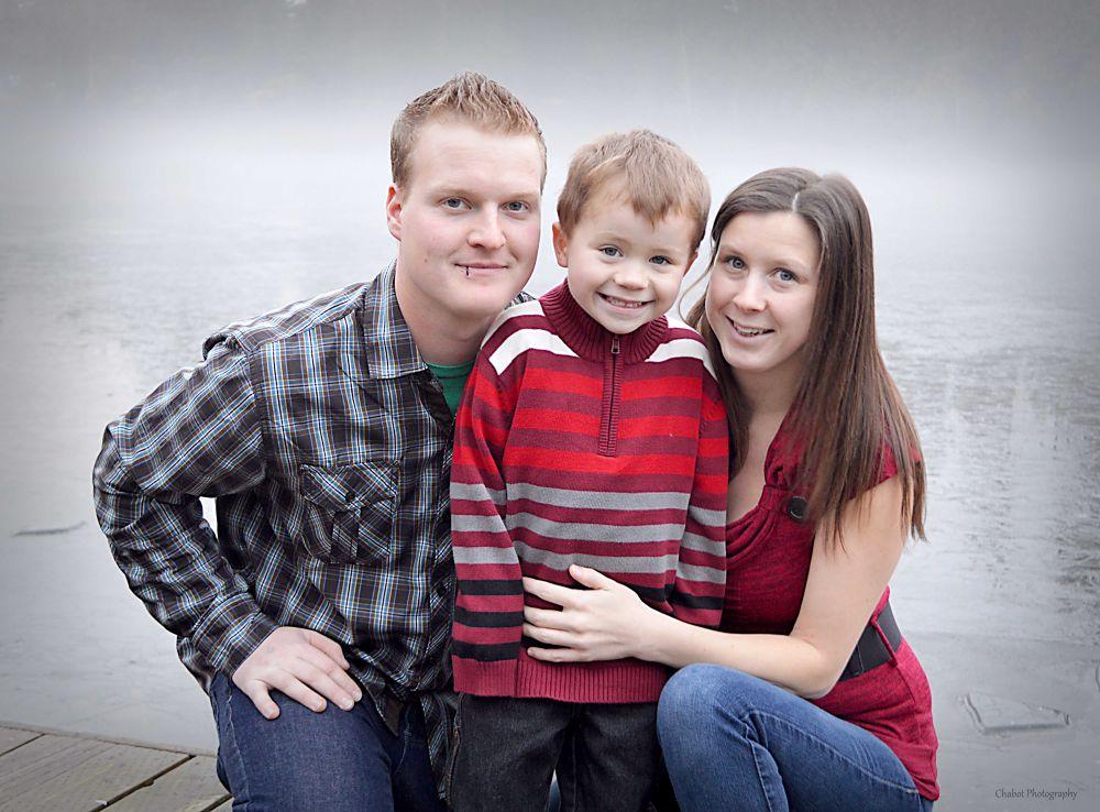 Little Family by Kaelynn Dalke