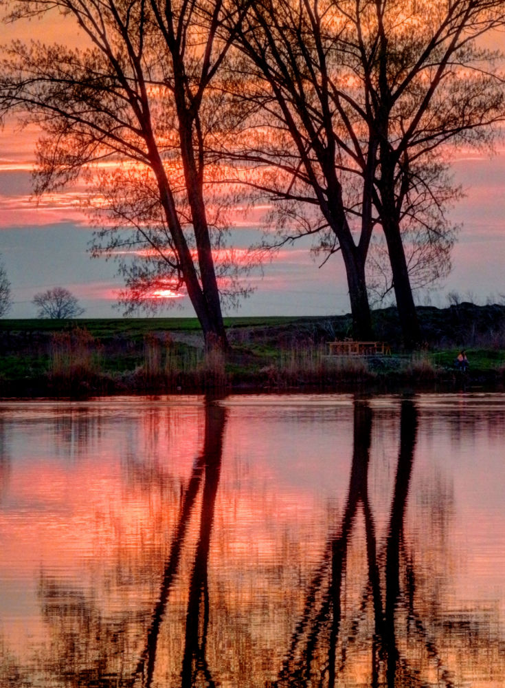 Sunset by Željko Salai