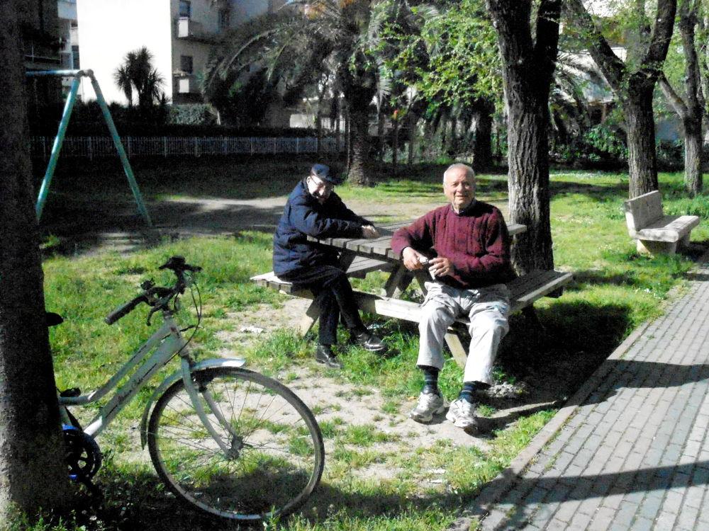 Pensioners by Nicola Alocci