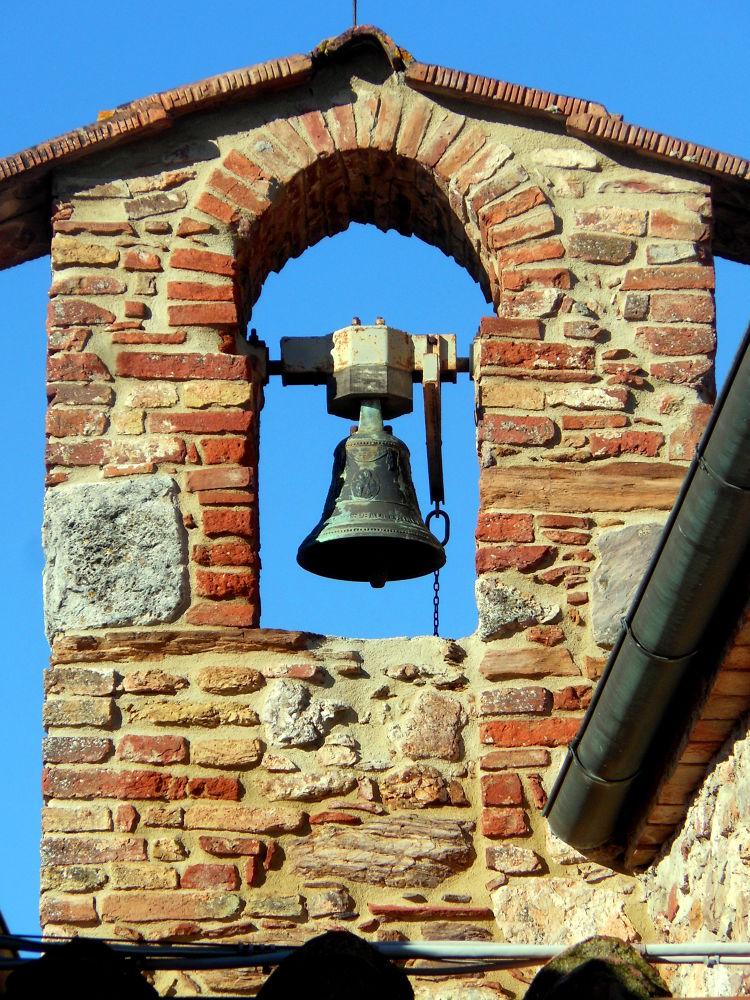 village bell ringer by Nicola Alocci