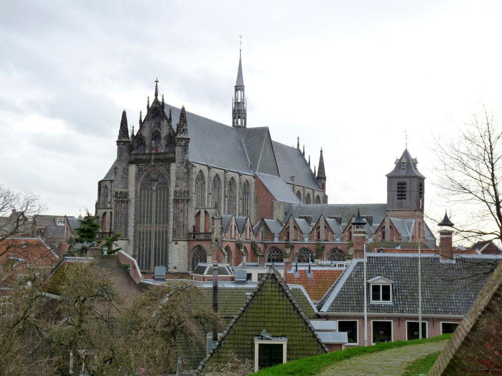 Photo in Cityscape #delft #church #city #netherlands