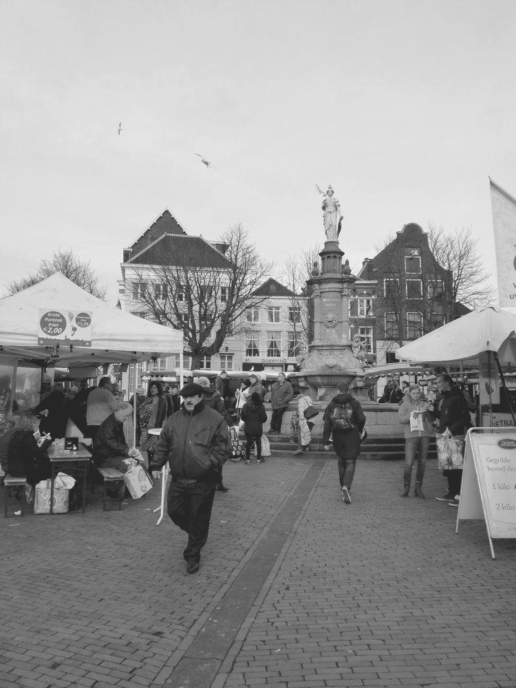 Deventer market by TheaPots