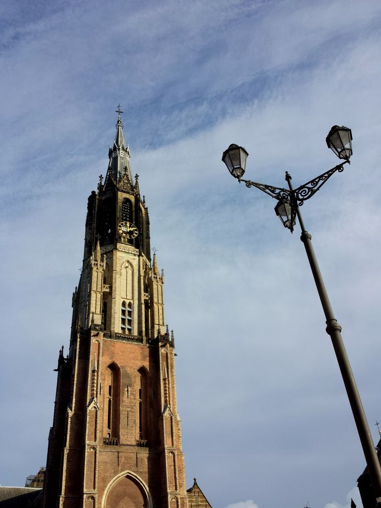 Church in Delft by TheaPots