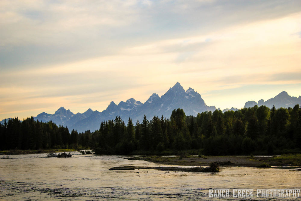 Tetons 2013 by Amy Hedges