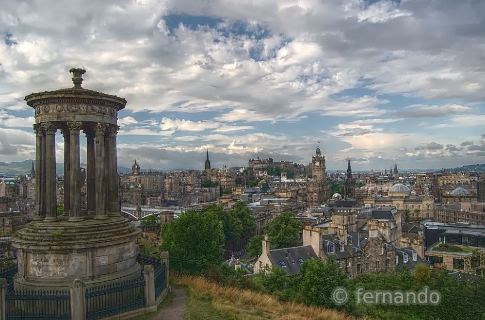 edimburgo-vistas by fgred