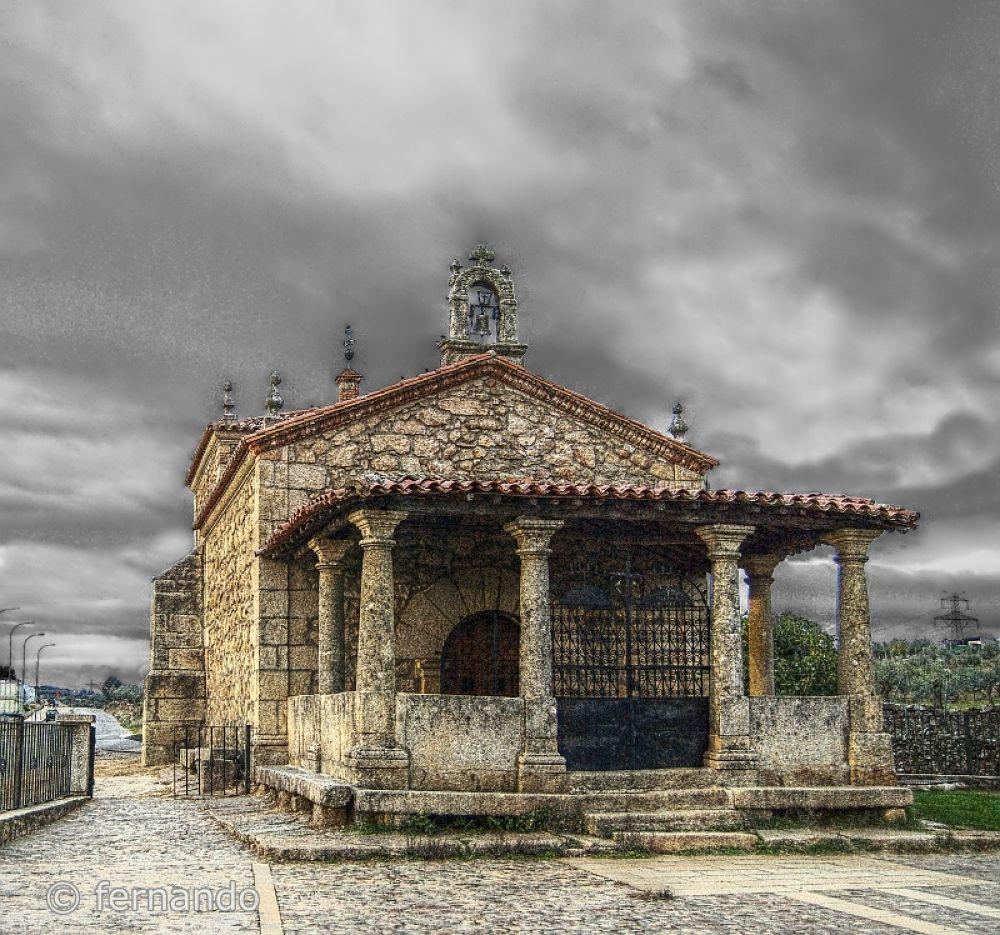 ermita-montehermoso by fgred