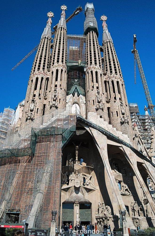 sagrada_familia by fgred
