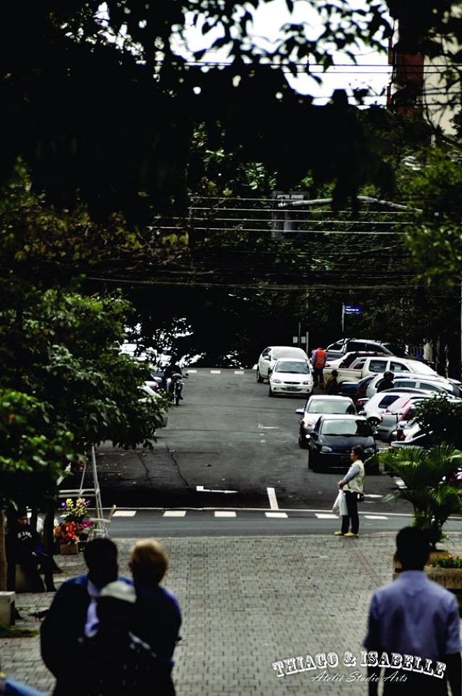 Calçadão de Londrina by Thiago Isabelle