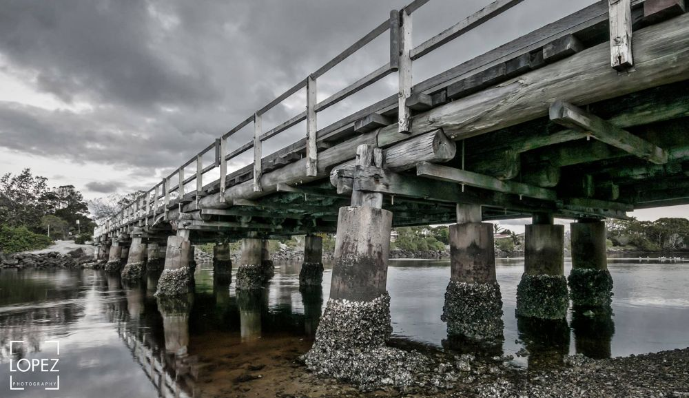Brunswick's Bridge by Jose Lopez