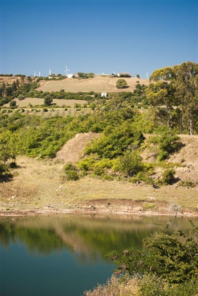 Photo in Landscape #lake #landscape #flumendosa