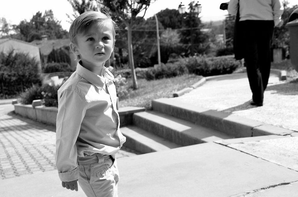 Little boy by julienciercophotographe