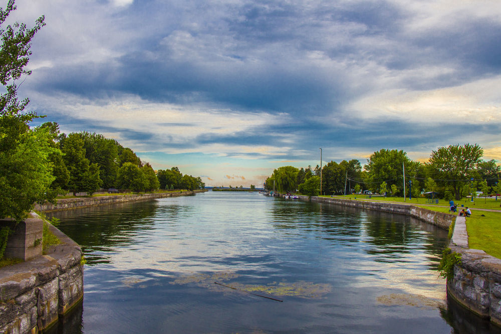 I7209- Canal Soulanges by Ncomme