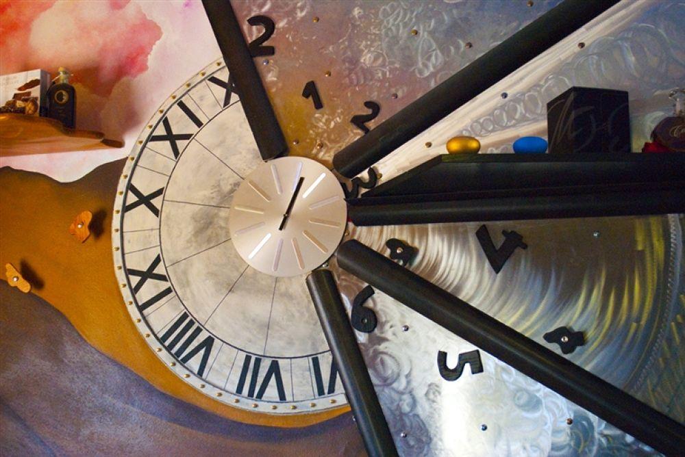 Photo in Random #in #magic #clock #lanusei