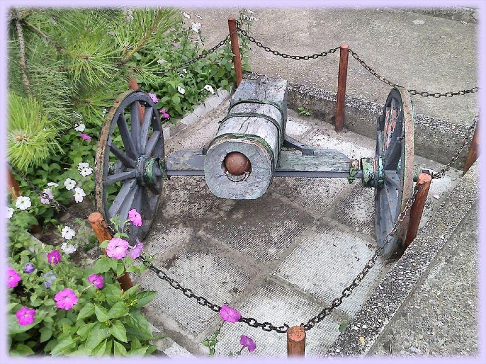 Old Bulgarian artillery by ShumenBulgaria