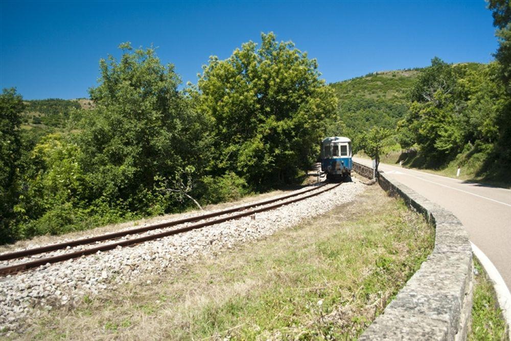 Trenino Verde by maurohiroshicannas