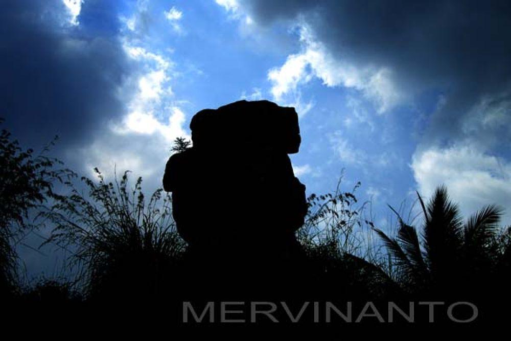 the rock by mervinantov