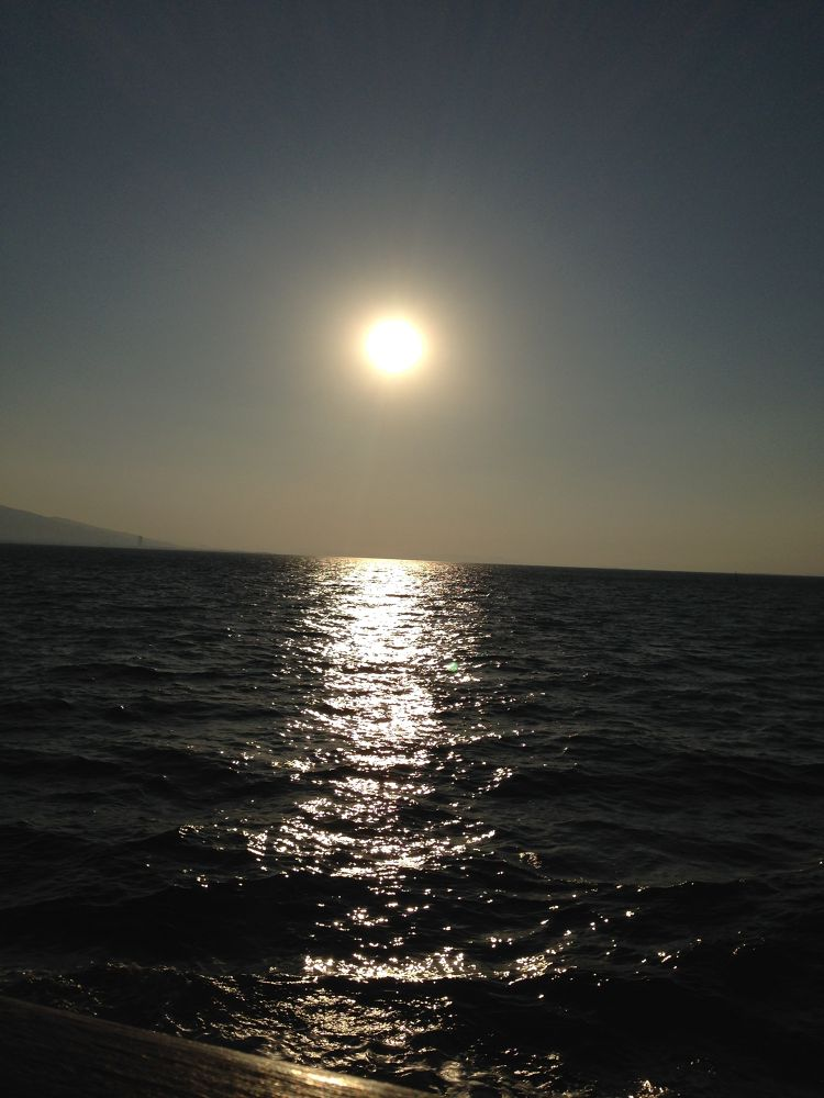 günbatımı by Fatoş Genç