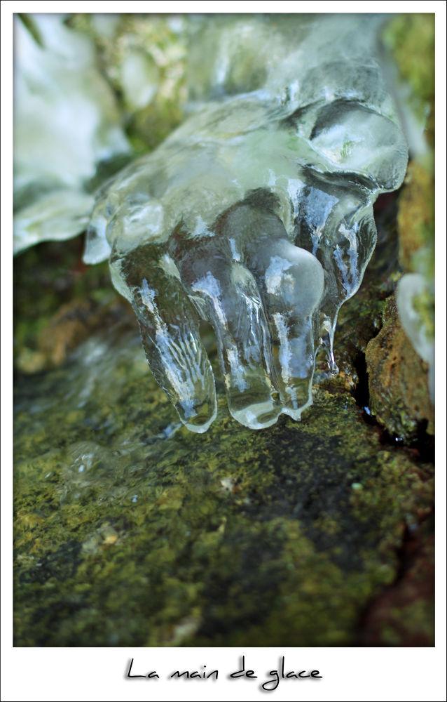 hand ice by acidezen