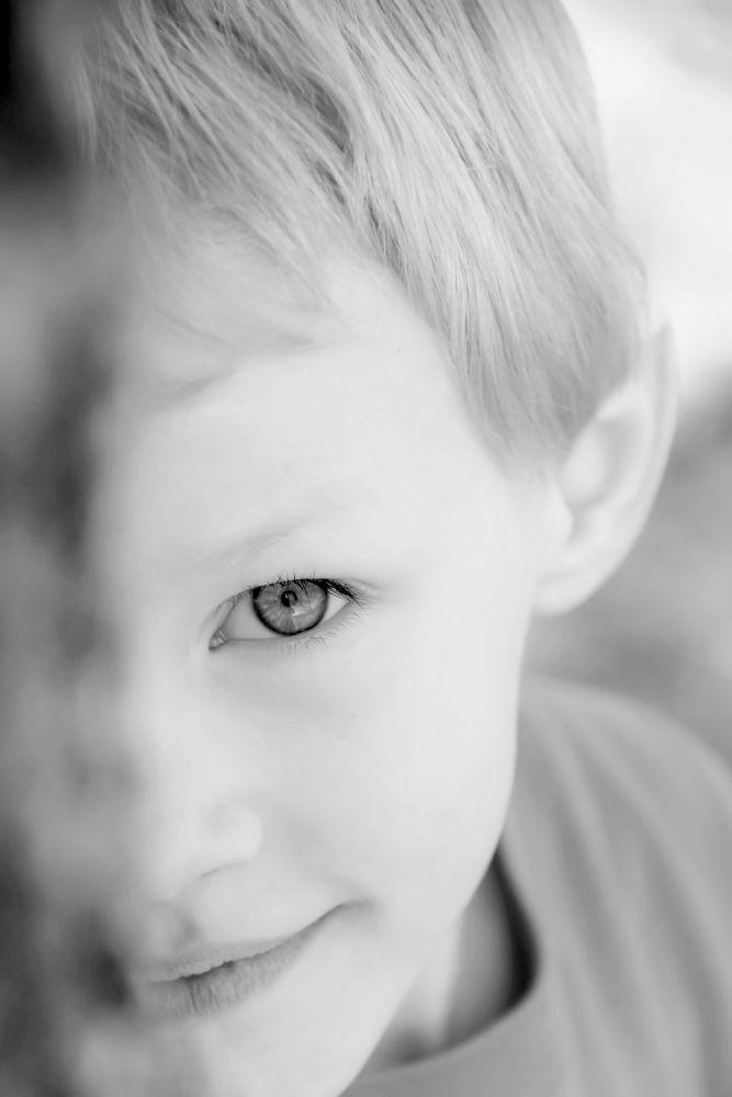 My sweet little boy :) by Abigail Shirley