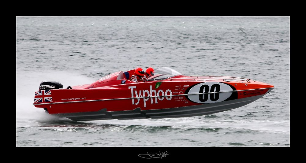 P1 Superstock - Plymouth Sound 2013 'Typhoo Tea' -  'OOh!' :-) by JeremyHill