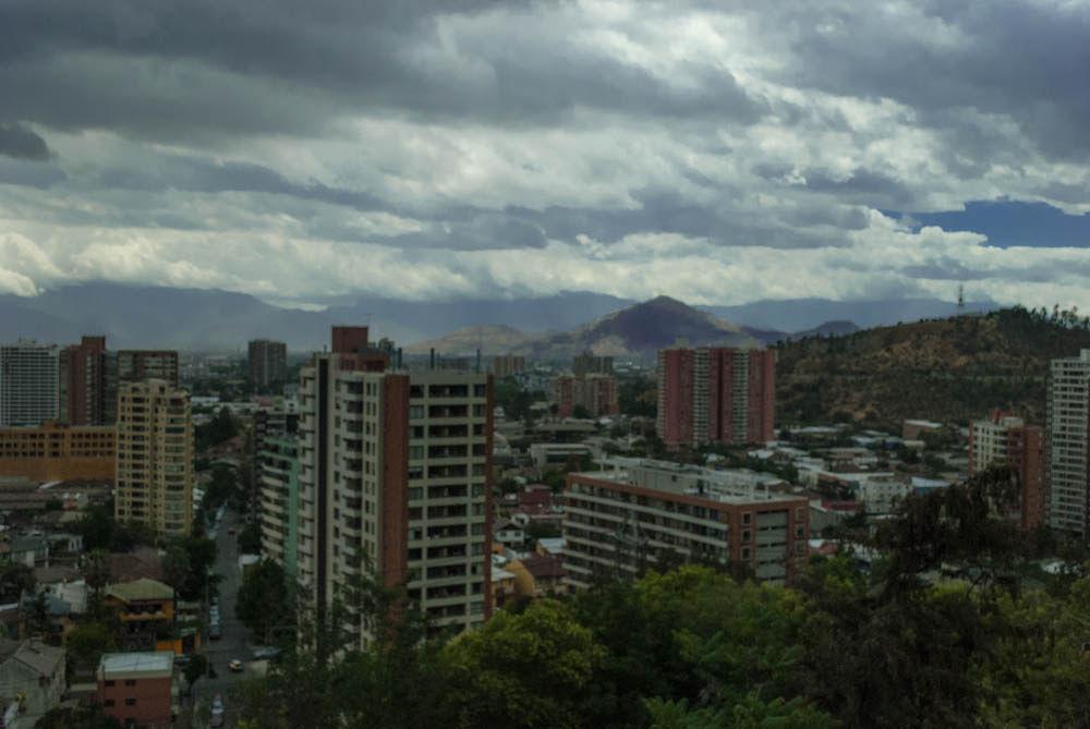 Santiago 06-12-2012 Nublado. by fotoscaip