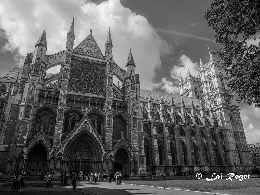 Westminister Abbey 1 by RogerLai