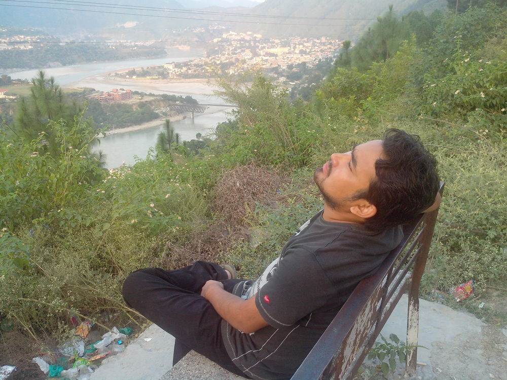 Feel D Nature by Rakesh Rana