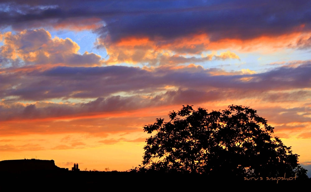 sun set by surunair