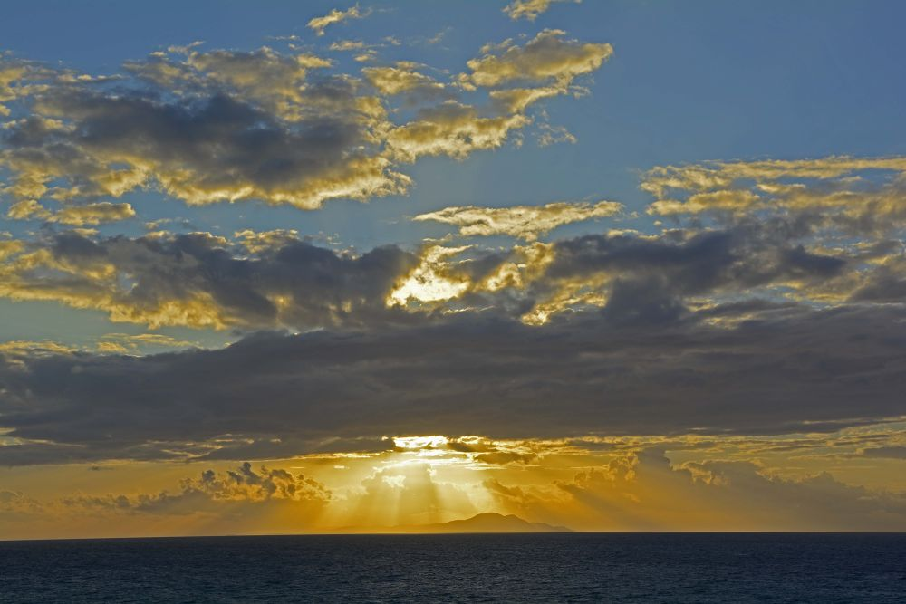Sunrise in Puerto Rico by Newyorkexposure