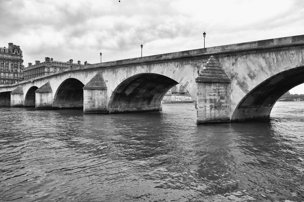 Bridges of Paris by Newyorkexposure