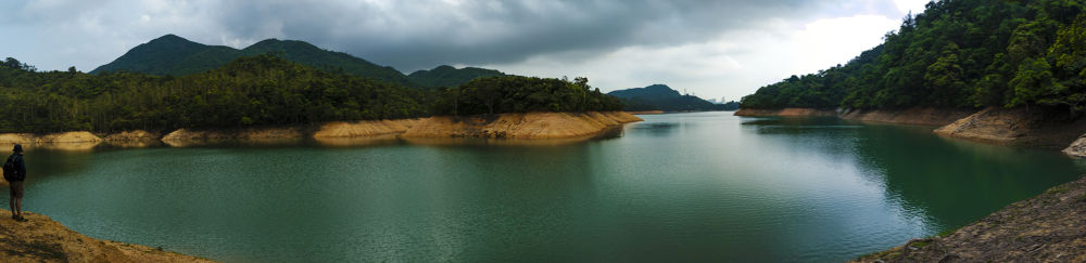 Shing Mun Reservoir by Alessandro Orsi