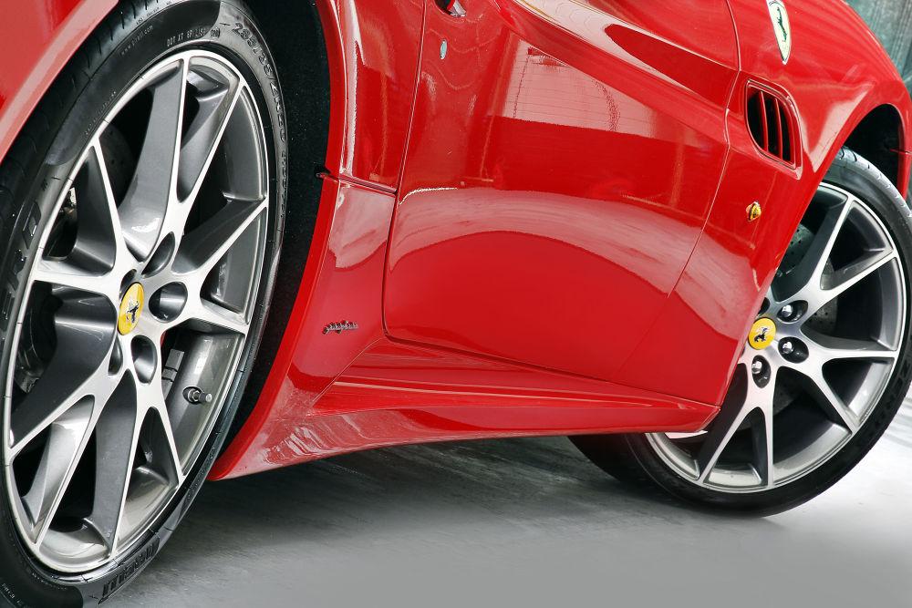 Ferrari California   by Nigel S Jones