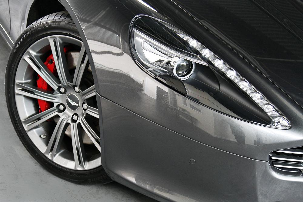Aston Martin Rapide   by Nigel S Jones