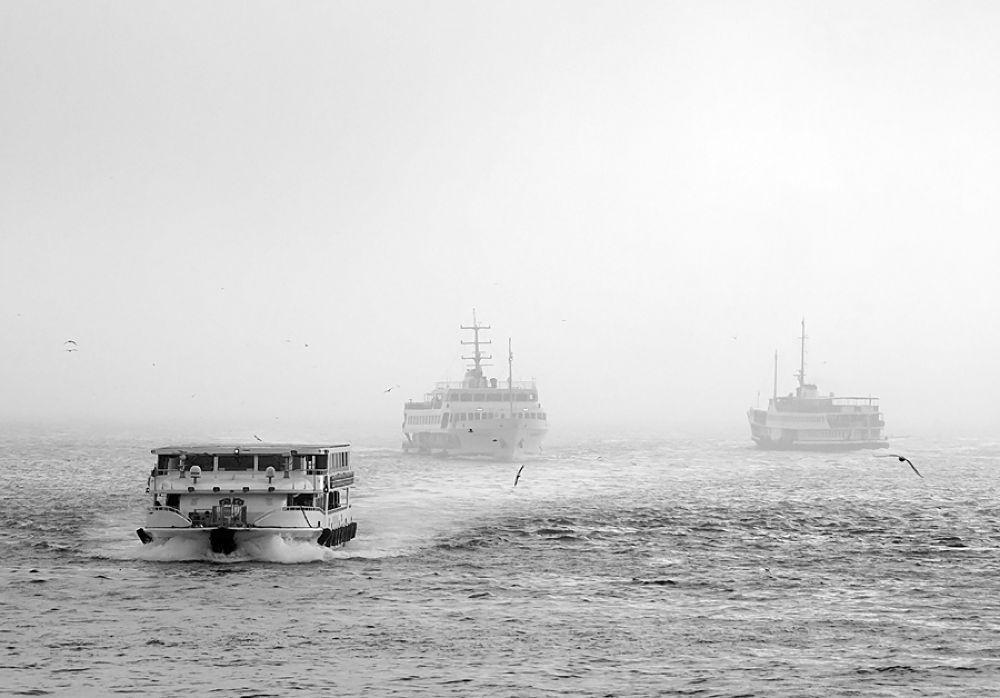 fog by Yılmaz Savaş Kandağ