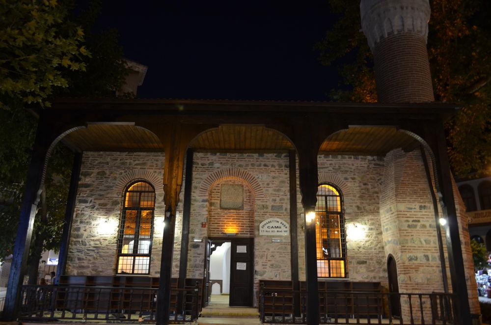 Was built in 1497. Bursa by yavuz