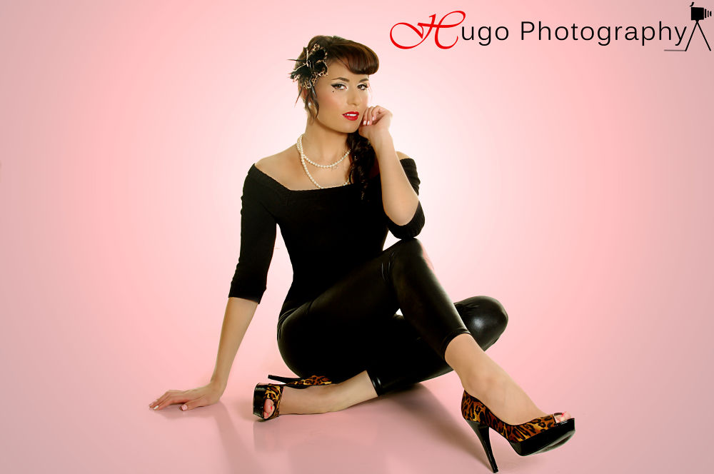 Beauty Gets The Attention, Personality Gets The Heart... Hugo Photography by Hugo Photography