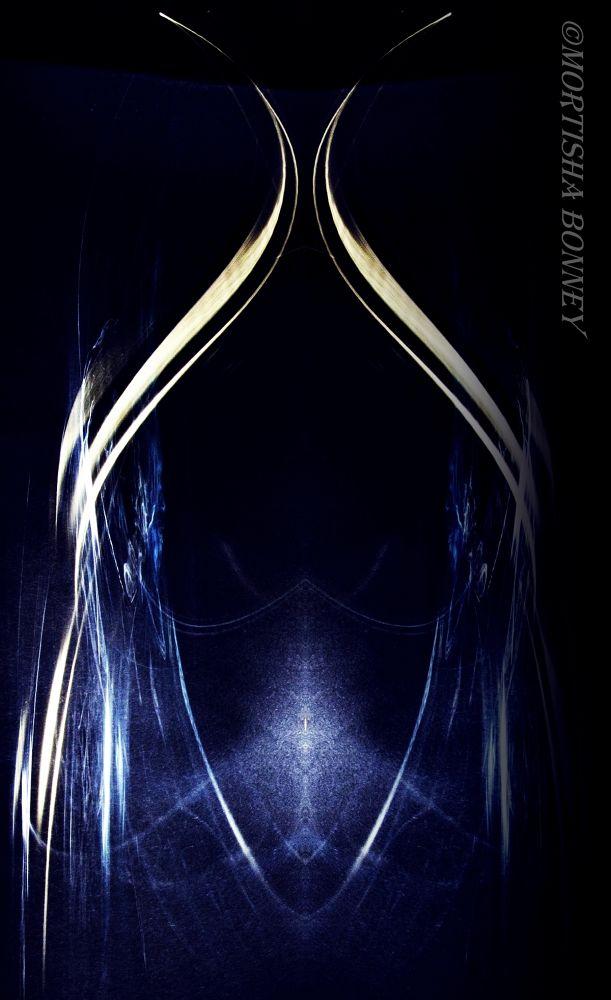 Alien by Mortisha Bonney