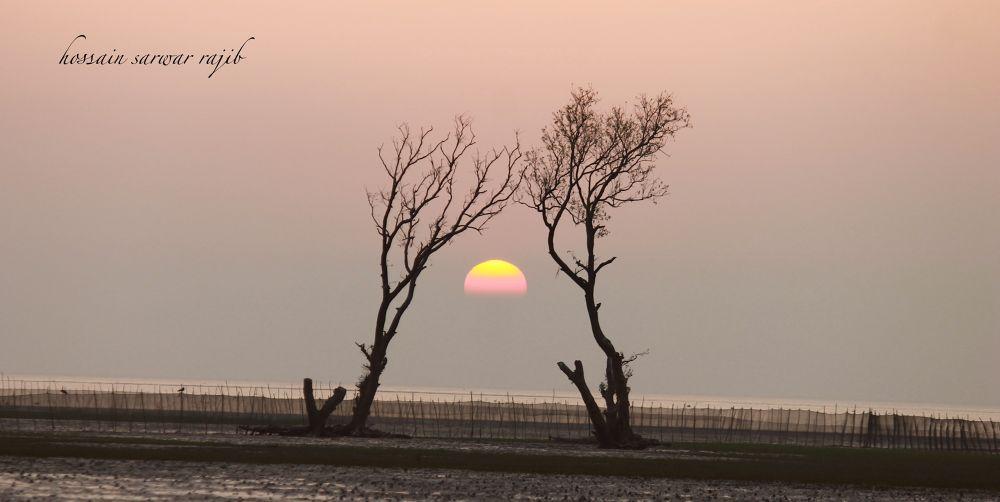Last sunset 2013 by rajib5683