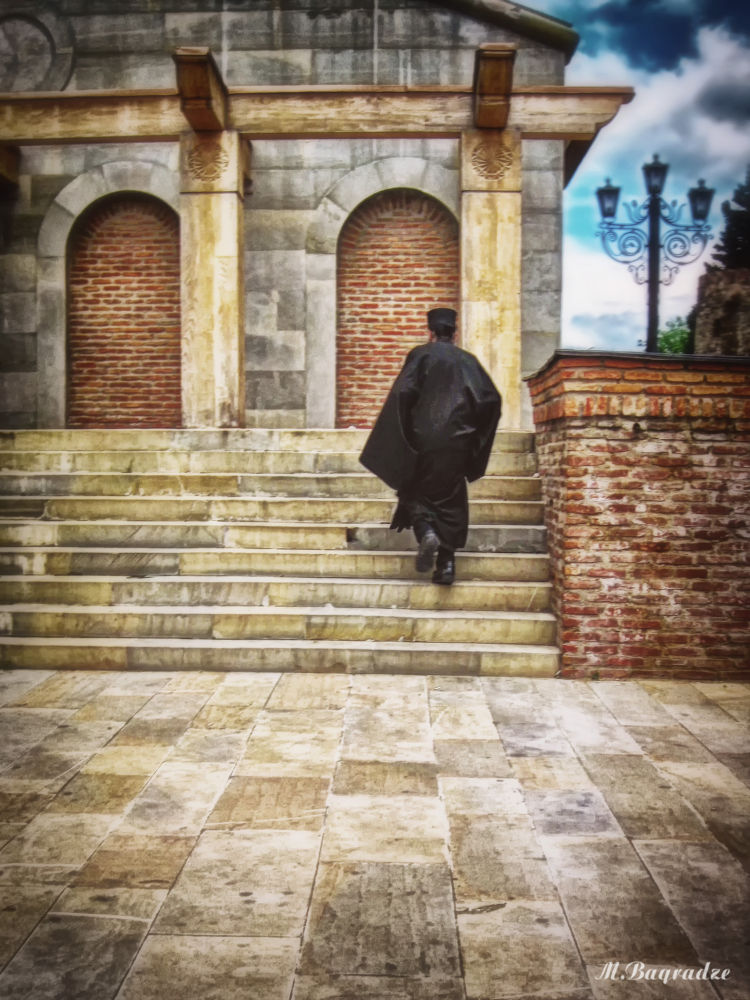 orthodoxy Monk.jpg by Maxime Baqradze