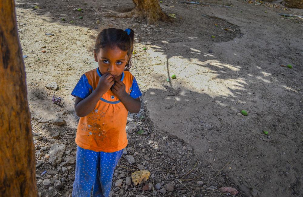 Little Nubian girl by Mühämmëd Ôsâmâ