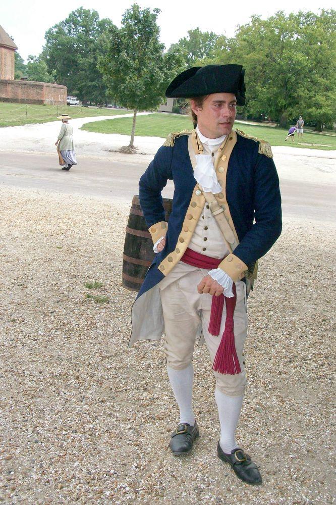 Colonial Williamsburg VA USA; August 2012 by NatalyaParris