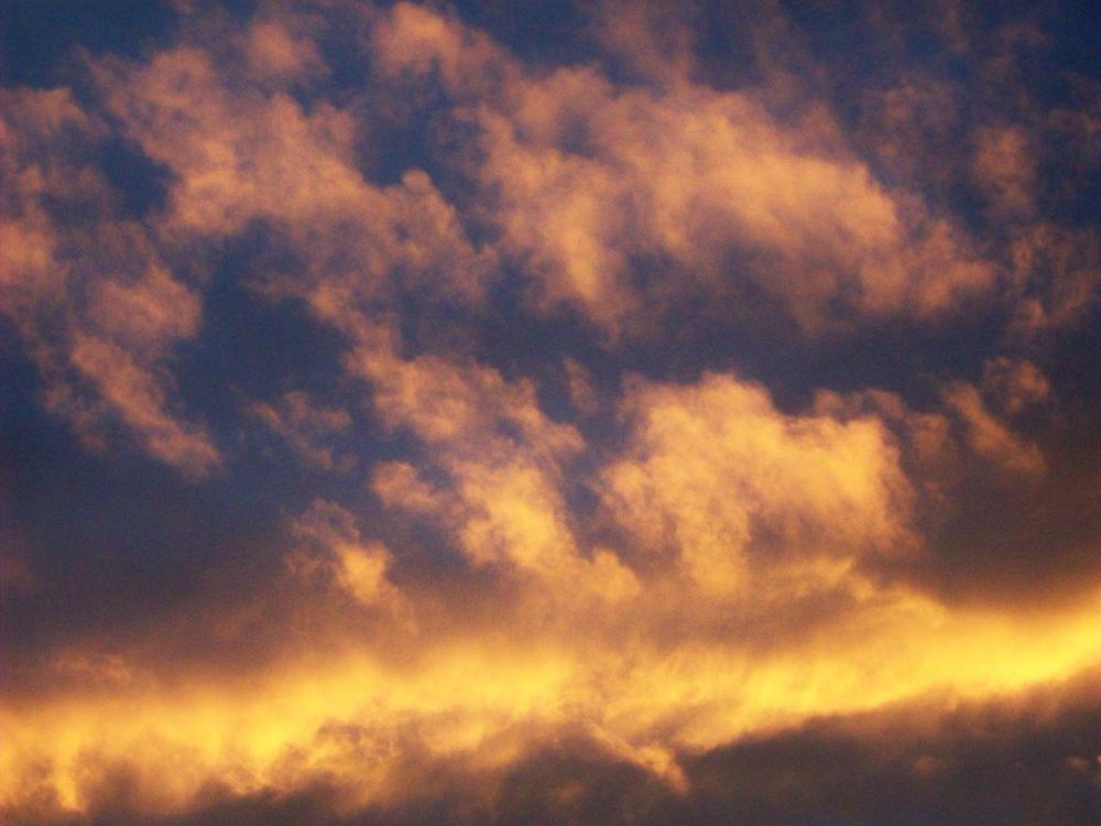 Sunset Sky; Gaithersburg MD USA by NatalyaParris