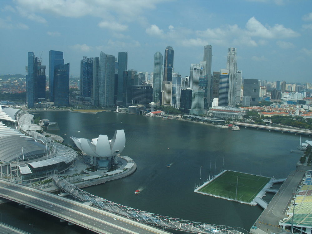 Singapore by SVK