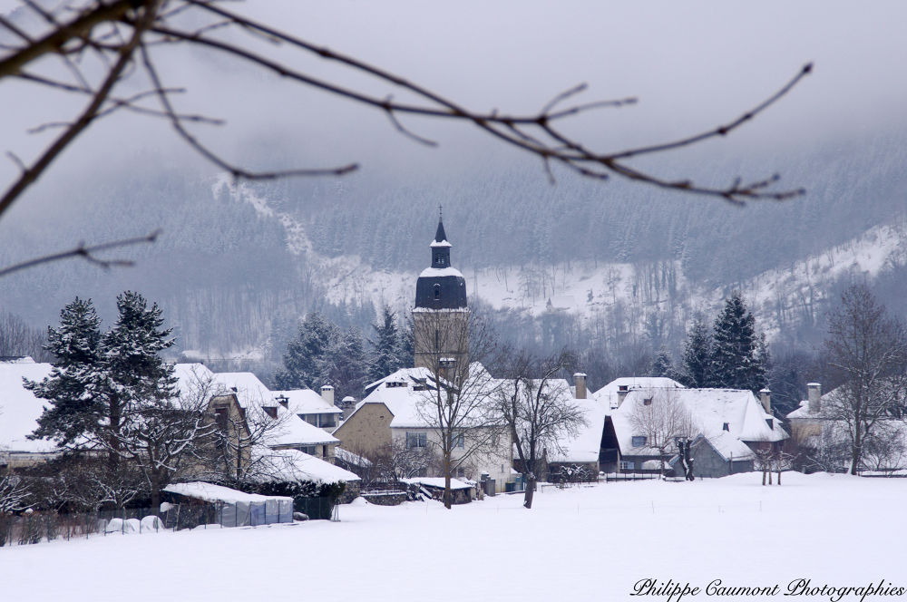 snow by Philippe Caumont